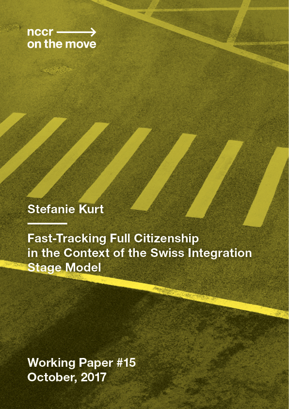Fast-Tracking Full Citizenship in the Context of the Swiss Integration Stage Model